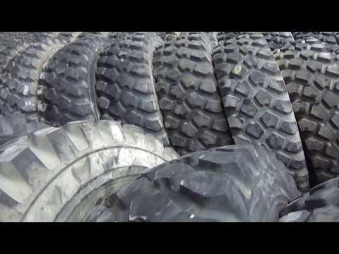 Шины 16.00 R20 Michelin XZL LRM  C б.у  Video
