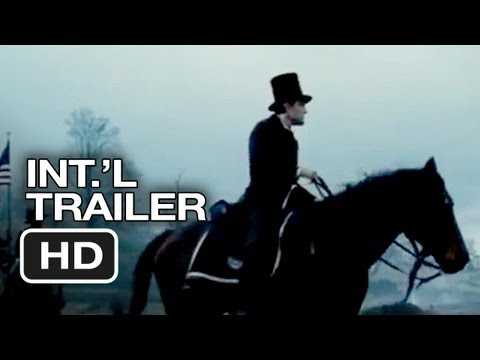 Lincoln International Trailer #1 (2012) - Steven Spielberg Movie HD