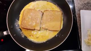 30 Second Breakfast Sandwich