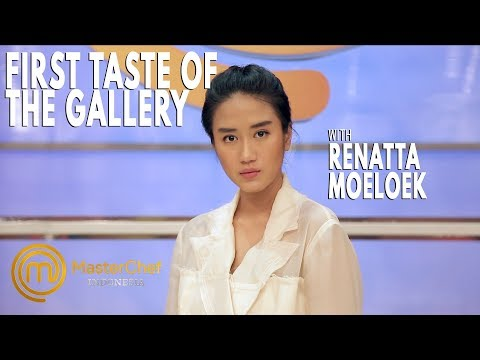 First Taste of The Gallery MasterChef Indonesia Season 5: Pantry