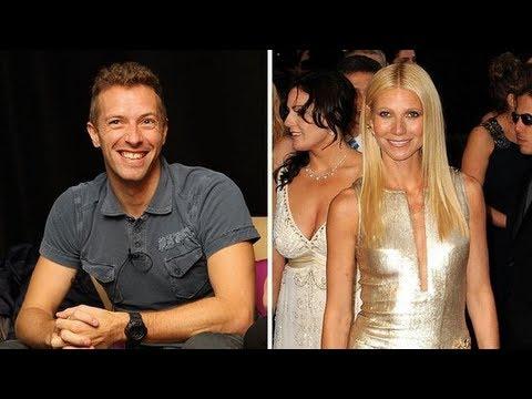 Chris Martin Talks Duet With Wife Gwyneth Paltrow