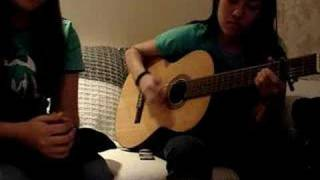 McFly - Not alone (cover)