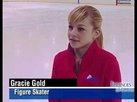 Gracie Gold / Special, Interview with Gracie Gold