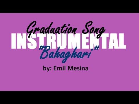 Graduation Song - Instrumental (Bahaghari) Composed by Emil Mesina