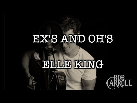 "Elle King - ""Ex's and Oh's"" (Slide Guitar Cover) 
