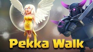 TH9 Pekka Attack | Pekka Walk Strategy | Clash Of Clans