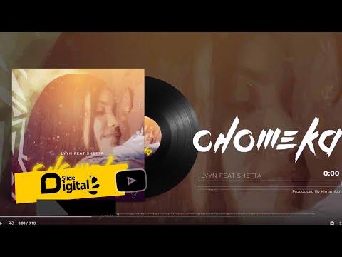 Lyyn Feat Shetta - CHOMEKA (Official Audio) thumbnail