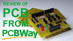 Review of PCB from PCBWay.com - Cheap Manufactured PCB