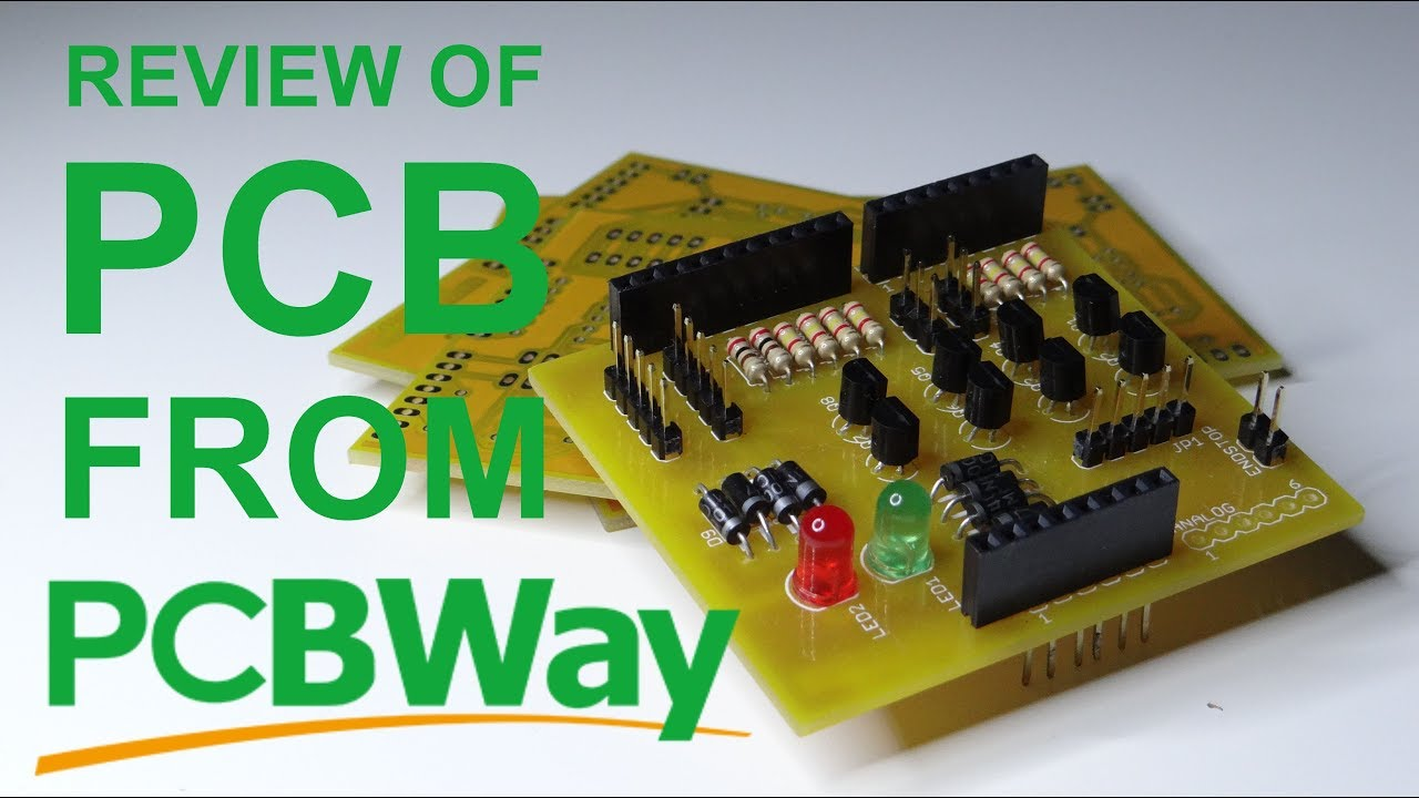 How To Make A Cheap Pcb