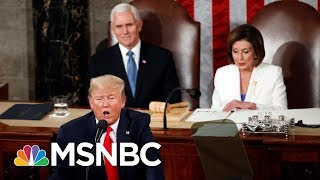 Team Trump Blasts Romney As a 'Coward' For Historic Impeachment Vote | The 11th Hour | MSNBC