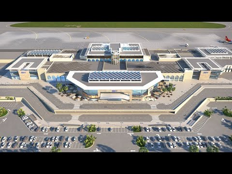 The Terminal Expansion Project: Building a 5-star Airport for the Maltese islands