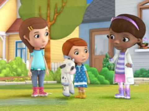 Klinika dla pluszaków - Mumu. Oglądaj w Disney Junior!