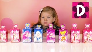 ✿ СВИТ БОКС ФЕИ Коробочки Сюрприз Sweet Box unboxing New surprise Toys