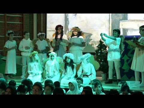 KS2 Christmas Performance 2015