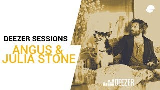 Angus & Julia Stone - Grizzly Bear - Live Deezer Session