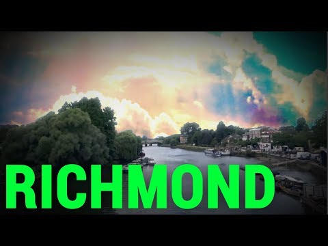 Places To Live In The UK -  Richmond Upon Thames,Surrey ( Greater London )