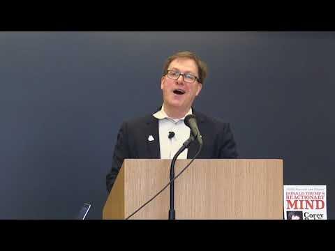 Donald Trump's Reactionary Mind: Corey Robin at The Harvard Law Forum