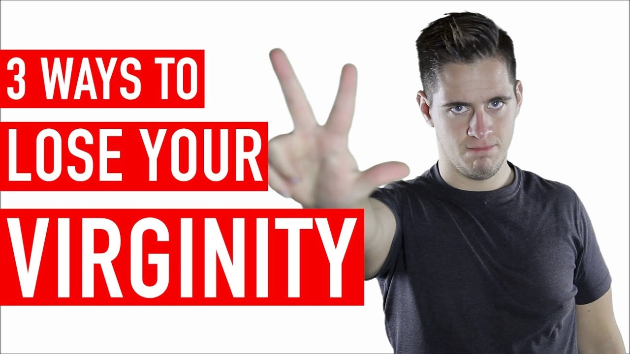 Losing your virginity men