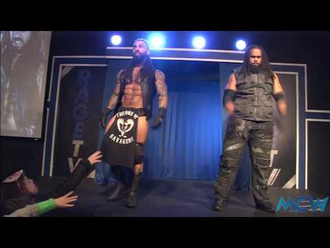 The Sons Of Savagery (S.O.S) Vs Guns 4 Hire