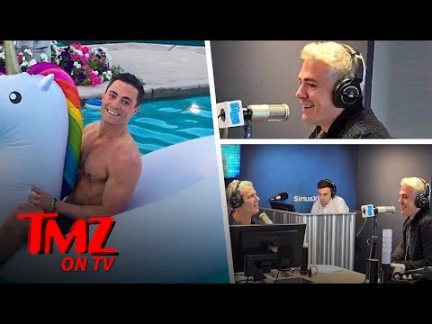 Colton Haynes Lost His Virginity TWICE? | TMZ TV