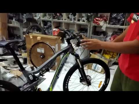 Review Sepeda thrill rechocet 4 0 with EDI K