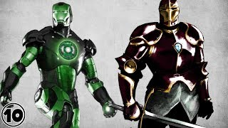 Top 10 Alternate Versions Of Iron Man
