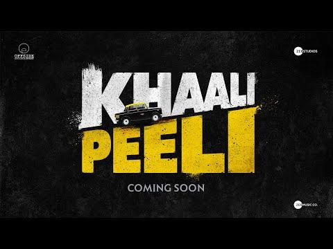 Khaali Peeli Official Teaser