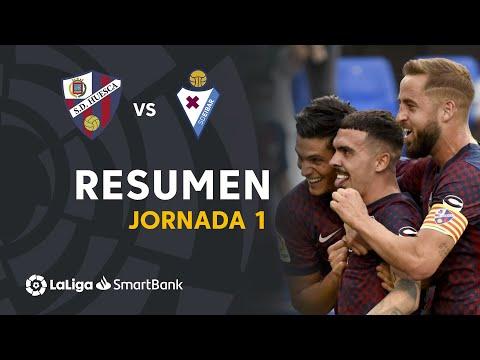 Huesca Eibar Goals And Highlights