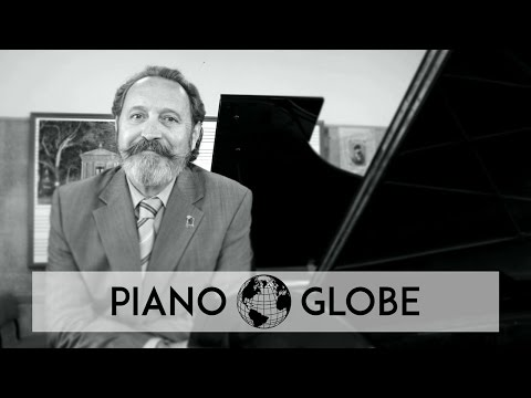 Interview-clip with Jose Eugenio Vicente Tellez, Piano Professor at Malaga Conservatory