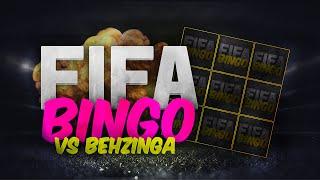 FIFA 15 - CRAZY FIFA BINGO VS BEHZINGA!!!! | HUGE TOTS GRIEZMANN DISCARD!!!