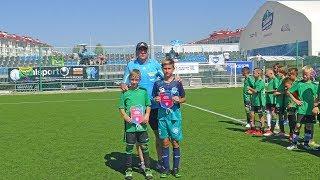 Кубань-2-2008 0:13 Юг-Спорт-2008 Кубок Будущих Легенд 15.8.2019 9:00