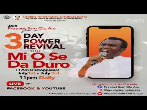 Download MI O SE DA DURO ( AM UNSTOPPABLE ) DAY 2