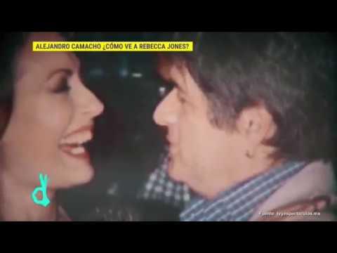 Alejandro Camacho asegura que Rebecca Jones es muy guapa   De Primera Mano