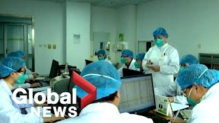 China reports new virus cases, raising concern globally