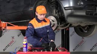 Kā nomainīt BMW X5 E53 Aizmugurējā stabilizatora atsaite [Pamācība]