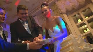 Приколы на свадьбе уронили торт