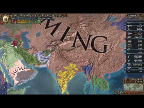 Lord Forwind - Eu4 - Ming Ep.31 More Persian rugs!