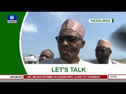 News Across Nigeria: Buhari Orders 2-week Ceasefire In The Niger Delta