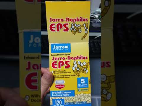 자로우 도필러스 EPS  #유산균 1위 제품 #몸에 맞는 유산균 #변비 #치열