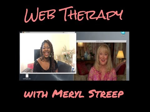 Web Therapy with Meryl Streep