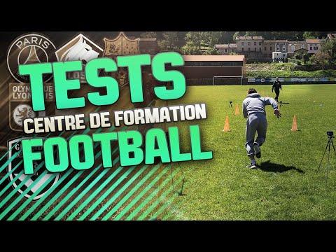 LES TESTS POUR RENTRER EN CENTRE DE FORMATION !