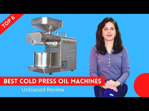 ✅ Top 6: Best Cold Press Oil Machines in India With Price |  Detail Review