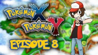 Pokémon X and Y Walkthrough - Episode 8 - Parfum Palace