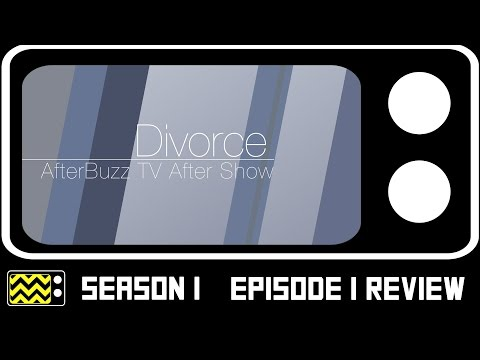 Divorce Season 1 Episode 1 Review & After Show | AfterBuzz T