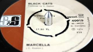 Iranian Funk 45: Black Cats - Marcella (1974)