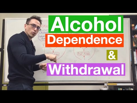 Alcohol Dependence & Withdrawal
