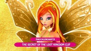 Winx Club - Movie 1 - The Secret Of The Lost Kingdom - Magic Battle Clip (العربية)