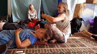 RAWAfest | Гуаша - скребковый массаж. Часть 1.