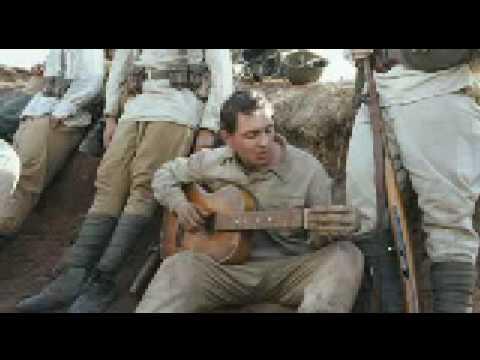 Военные, армейские песни - Вот и Кончилась Война