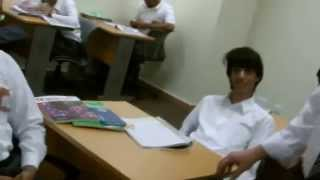 Teaching in Saudi Arabia - Max 1